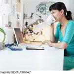 Das perfekte Homeoffice für Mütter in der Selbstständigkeit